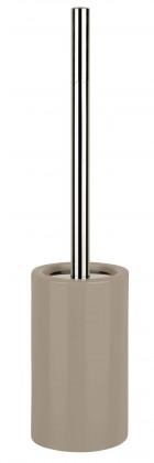 Tube-WC štětka taupe(šedá)