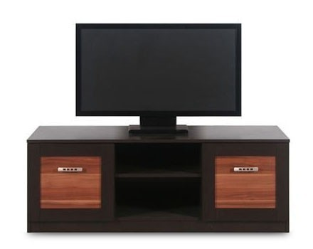 TV, Hifi stolek  - dřevěný Boise - BS 2, TV stolek (dub maggic/havana)