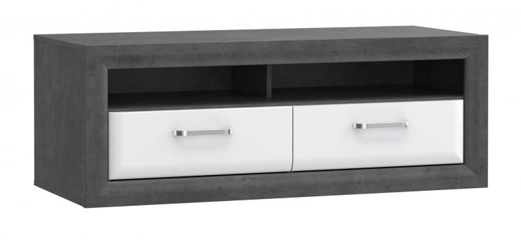 TV, Hifi stolek  - dřevěný Lennox - TV stolek (C275)