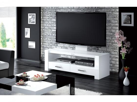 TV, Hifi stolek  - dřevěný Monaco - TV stolek s držákem