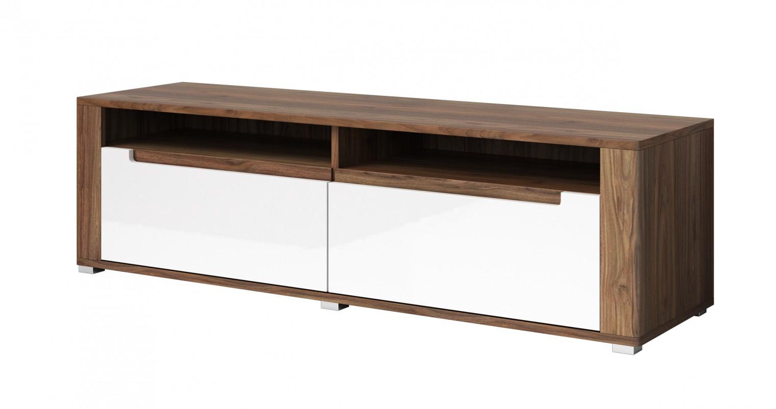 TV, Hifi stolek  - dřevěný Neapoli - TV stolek střední
