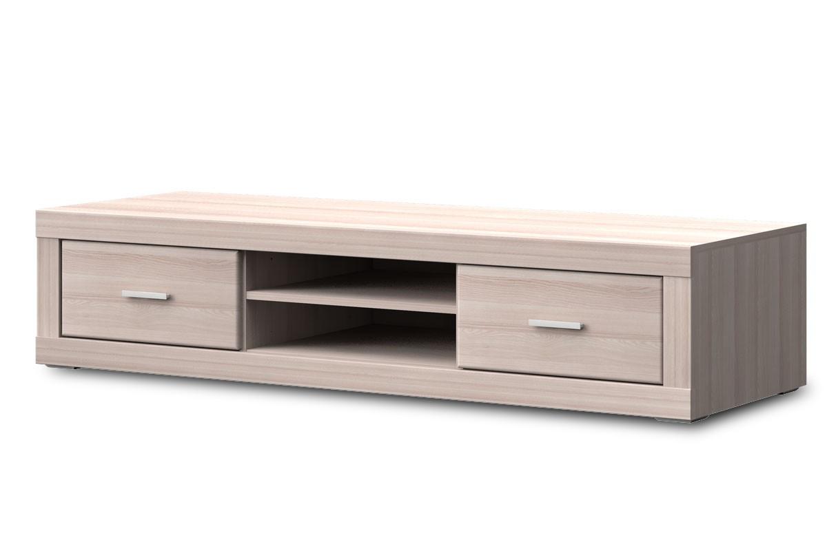 TV, Hifi stolek  - dřevěný Nico Typ 06 (Jasan coimbra)