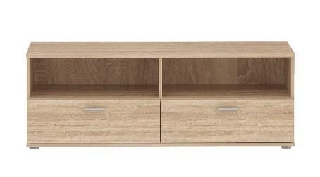 TV, Hifi stolek  - dřevěný Niko CPLT12N (D30F - dub sonoma)