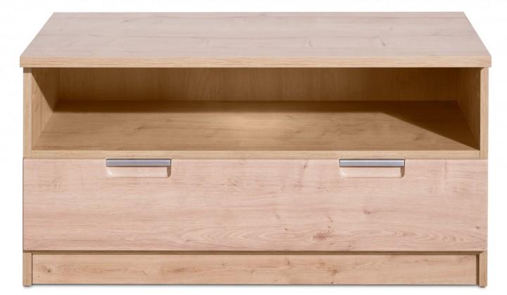 TV, Hifi stolek  - dřevěný Nope Typ 08 (dub arlington)