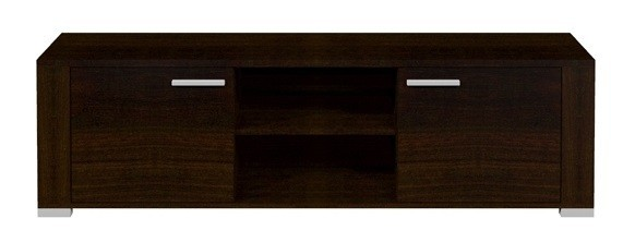 TV, Hifi stolek  - dřevěný Ombra OMBT10 (Dub Denver)