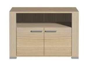 TV, Hifi stolek  - dřevěný Ombra OMBT20 (Jasan Coimbra)