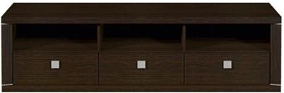TV, Hifi stolek  - dřevěný Orchid ORCT03 (Dub čokoládový)