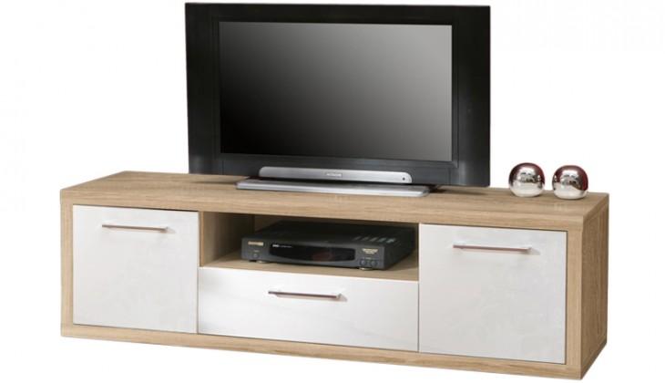 TV, Hifi stolek  - dřevěný Shine SHNT14
