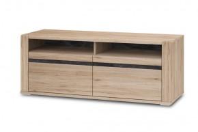 TV stolek Minneota Typ 31 (dub sanremo pískový/břidlice)