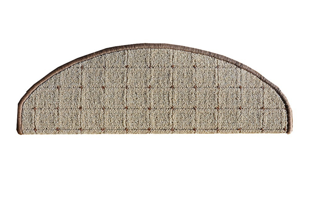 Udinese - Schodový nášlap, 25x65 cm (béžový)