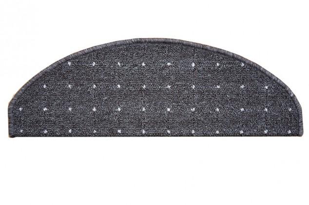 Udinese - Schodový nášlap, 25x65 cm (hnědý)