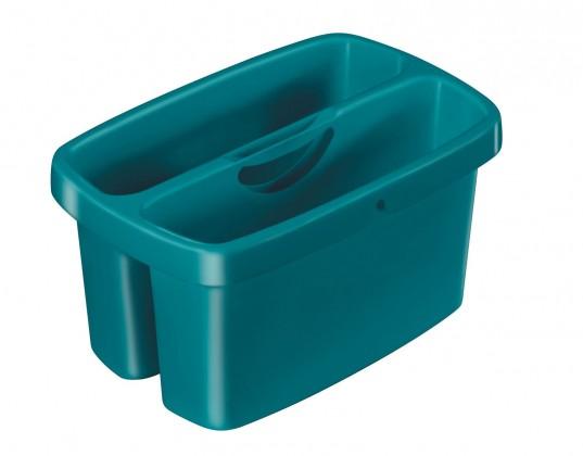 Úklidový box Combi-Box (tyrkysová)