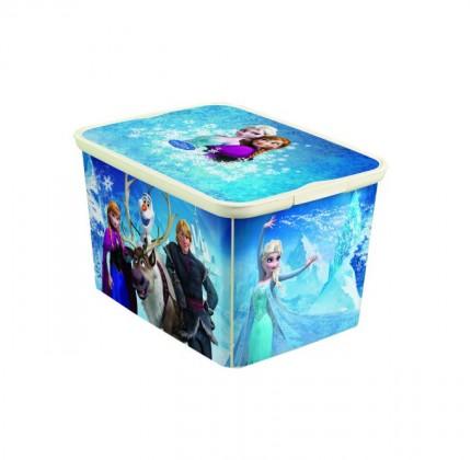 Úložný box - Amsterdam L Frozen (modrá)
