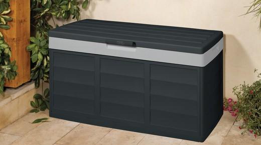 Úložný prostor Úložný box, Pack&Go (černý)