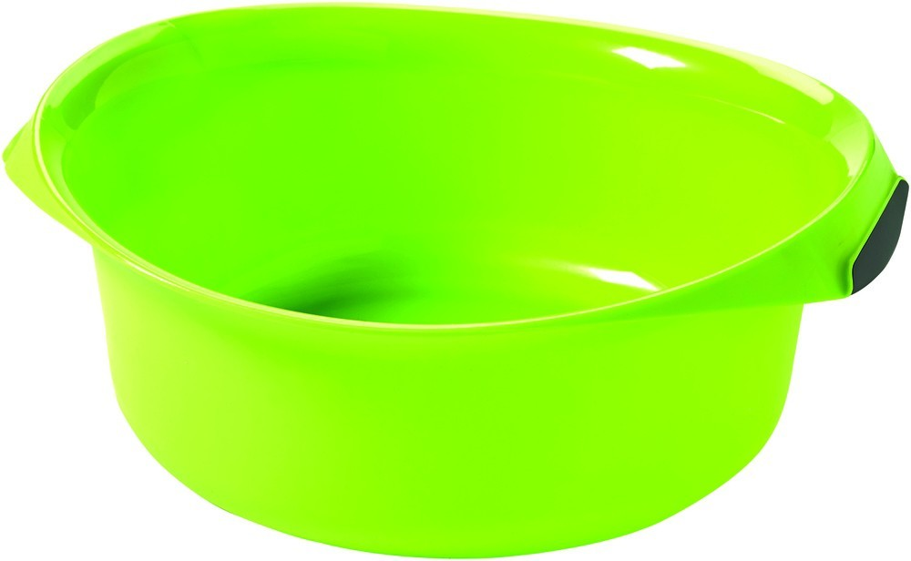 Umyvadlo kulaté 9l - zelená