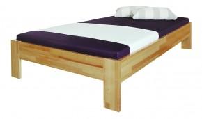 Uni - rám postele (rozměr ložné plochy - 200x100)