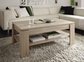 Universal - Konferenční stolek (dub)