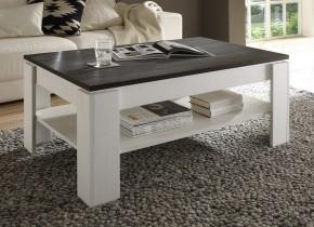 Universal - Konferenční stolek (pinie bílá/touchwood)