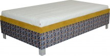 Válenda Bela 120x200, vč. matrace, roštu a úp