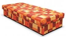 Válenda Dana - 90x200 (oranžová)