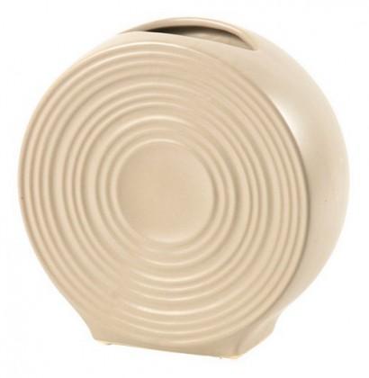 Váza keramická - 16,5 cm (keramika, šedá)