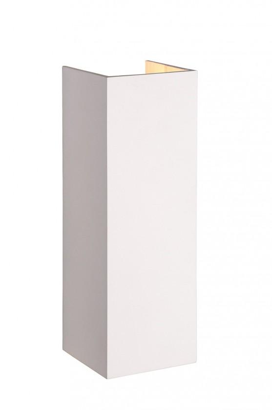 Verto - nástěnné osvětlení, 35W, 2xGU10 (bílá)