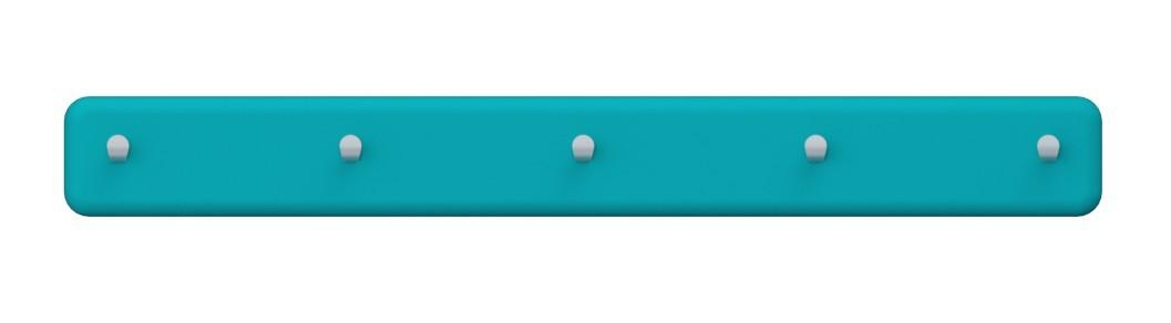 Věšák Malibu - Věšák (modrá)