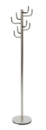 Věšák Stojanový věšák - SV 13, 175 cm (nikl, kov)