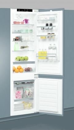Vestavná kombinovaná lednice whirlpool art 9810/a+