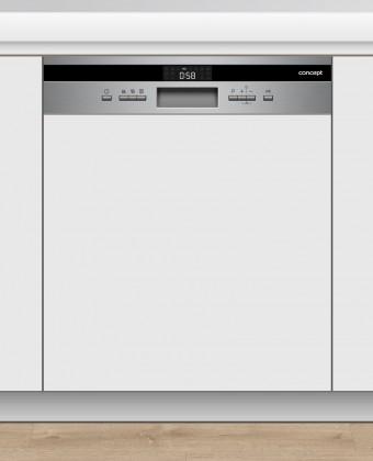 Vestavná myčka nádobí concept mnv 5660, a+++,60cm,14sad
