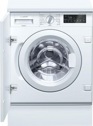 Vestavná pračka s předním plněním siemens wi14w540