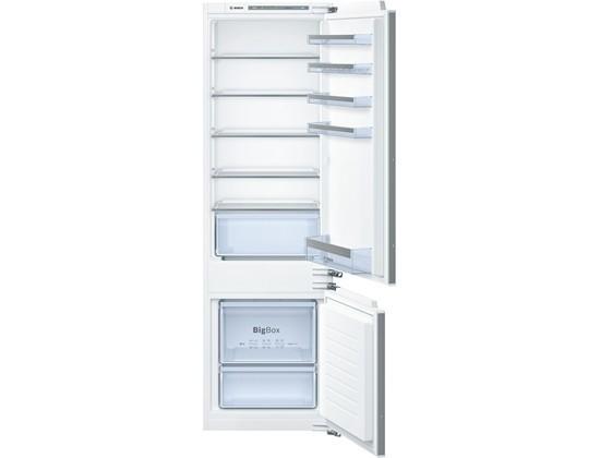Vestavné ledničky Vestavná kombinovaná lednice Bosch KIV 87VF30