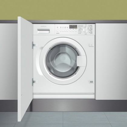 Vestavné pračky Siemens WI 14S 440EU