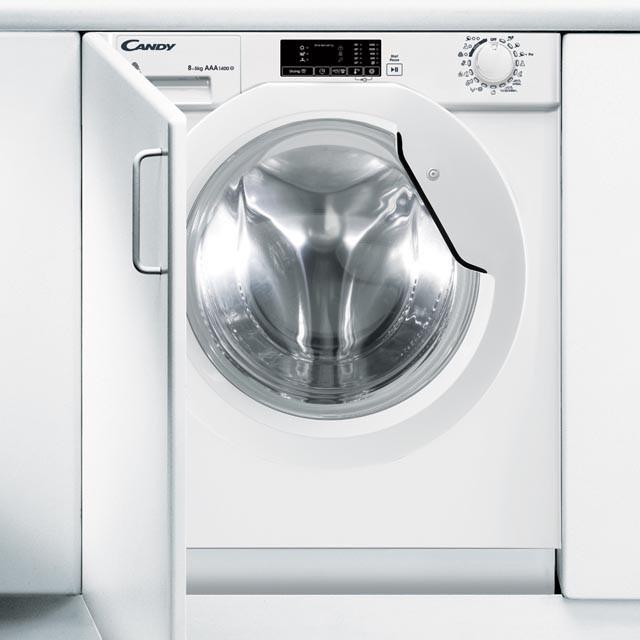 Vestavné pračky Vestavná pračka se sušičkou Candy CBWD 8514D-S