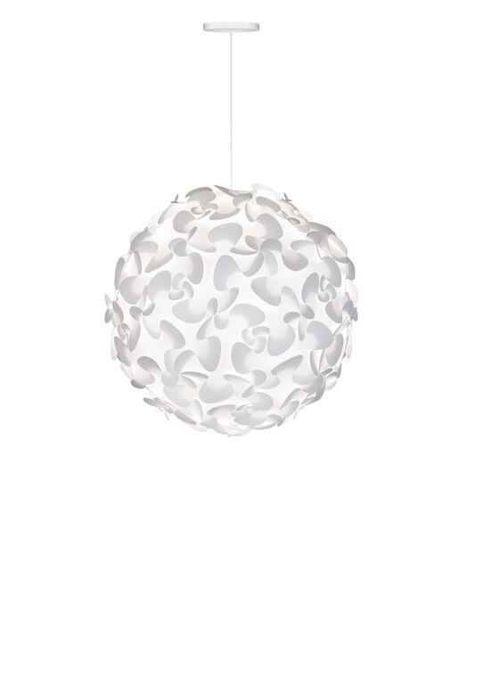 Vita Lora XL - Stropní osvětlení (bílá)