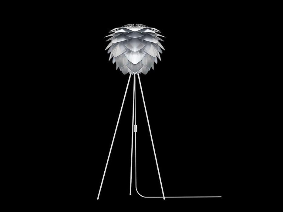 Vita Silvia ocel - Lampa (bílá)