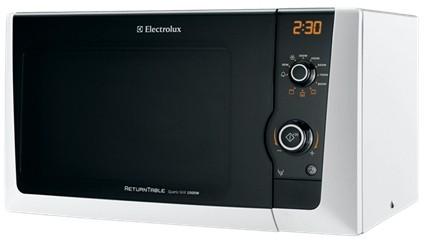 Volně stojící mikrovlnné trouby Mikrovlnná trouba Electrolux EMS 21400 W