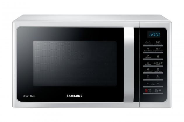 Volně stojící mikrovlnné trouby Mikrovlnná trouba Samsung MC28H5015AW