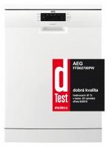 Volně stojící myčka nádobí AEG FFB 62700 PM, A++,60cm,15 sad