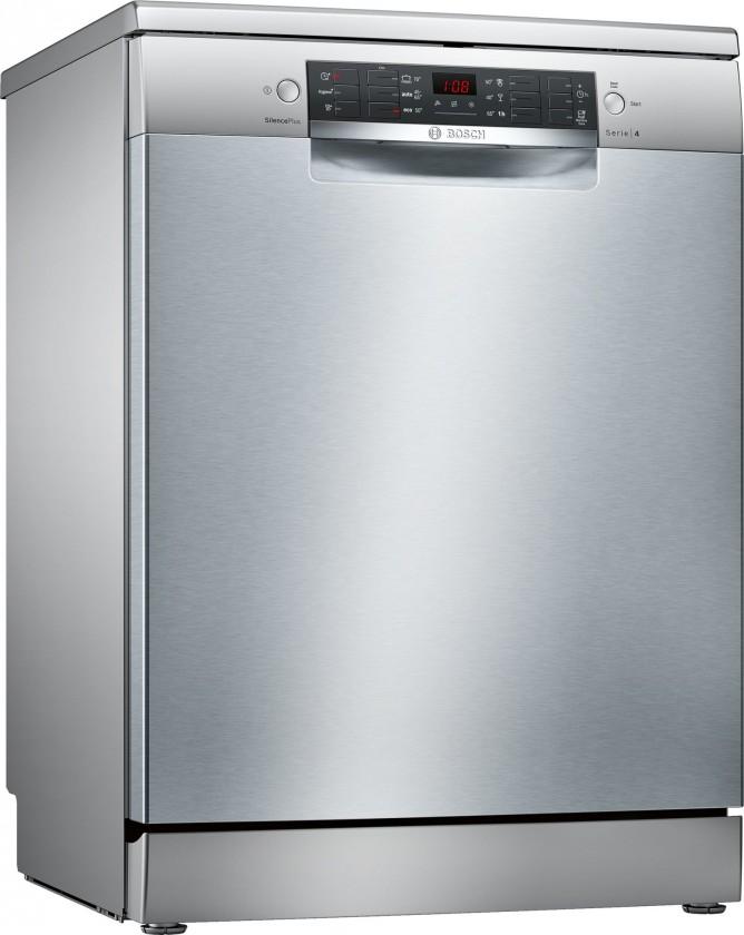 Volně stojící myčky Volně stojící myčka nádobí Bosch SMS46FI01E, A+++,60cm,13 sad