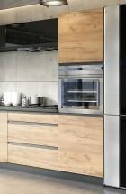 Vysoká skříňka na vestavnou troubu ke kuchyni Brick