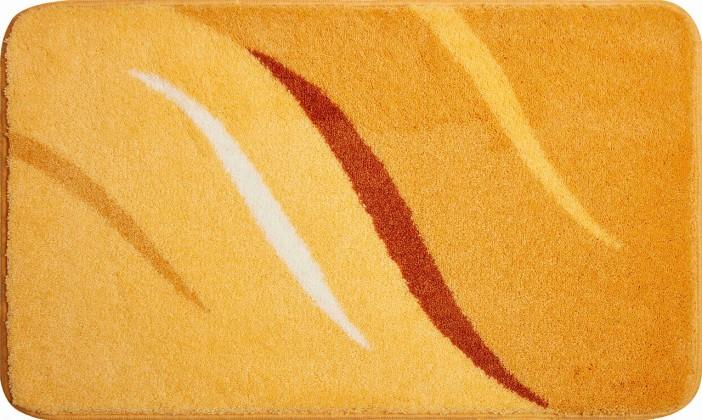 Wings - Koupelnová předložka 80x140 cm (žlutá)