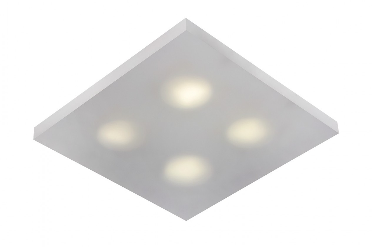 Winx - nástěnné osvětlení, 9W, 4xGX53 (matná)