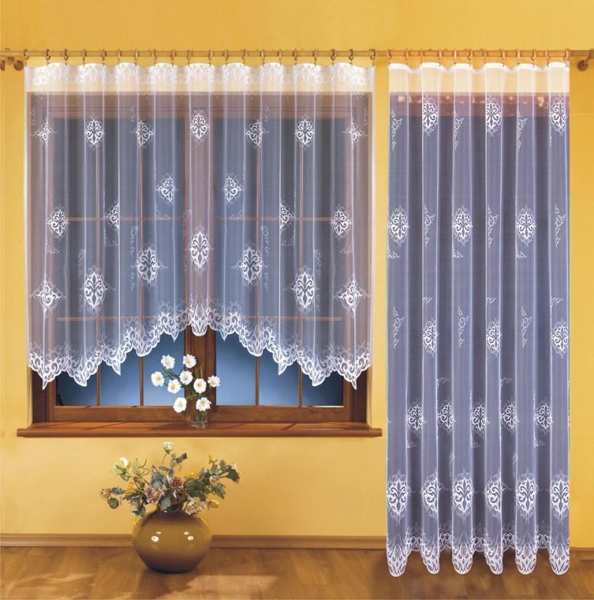 Záclona Anelka (350x160)