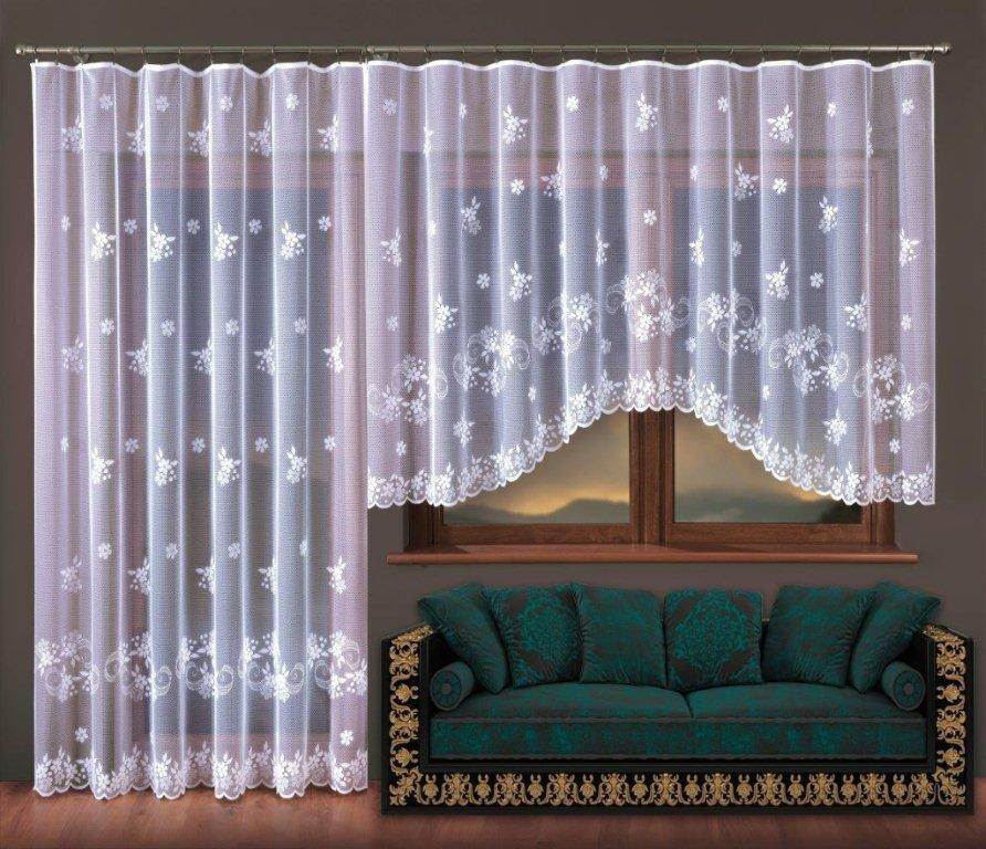 Záclona Květuše (300x150)