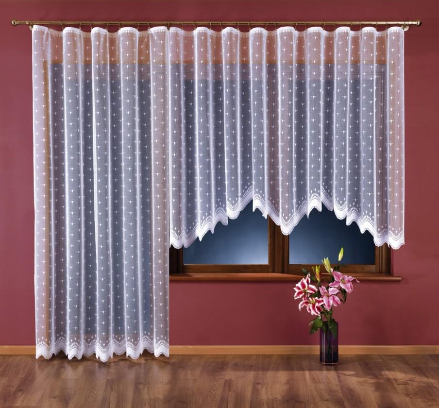 Záclona Lenka (350x160)