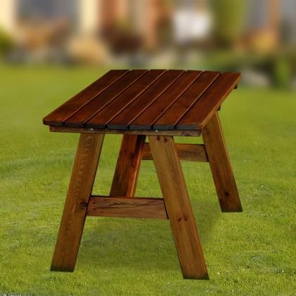 Zahradní stůl Cordoba - Stůl (ořech)