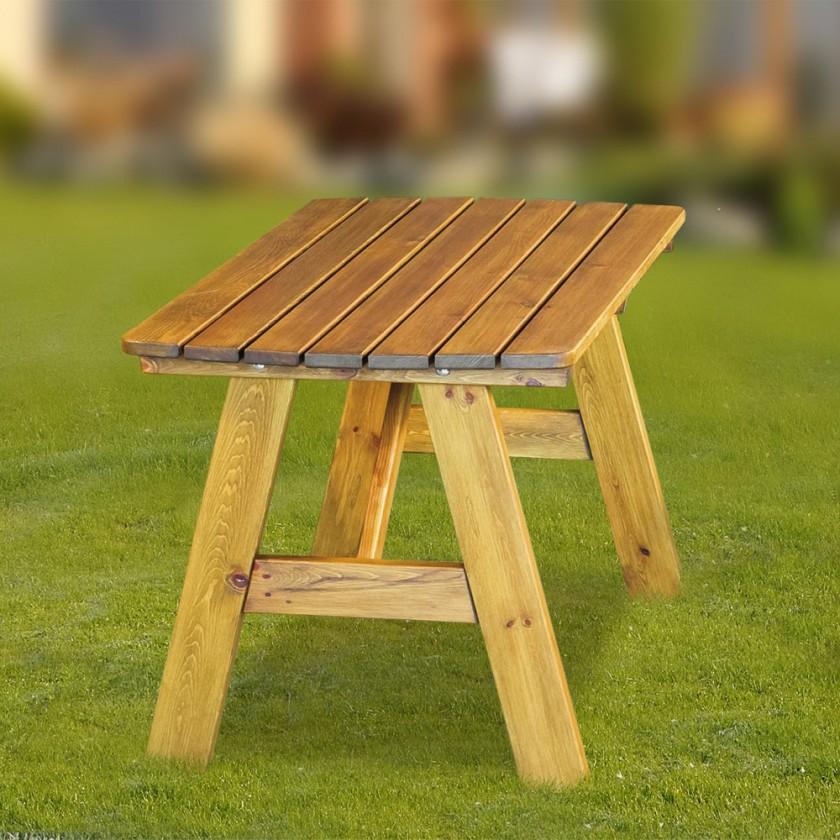 Zahradní stůl Cordoba - Stůl (teak)