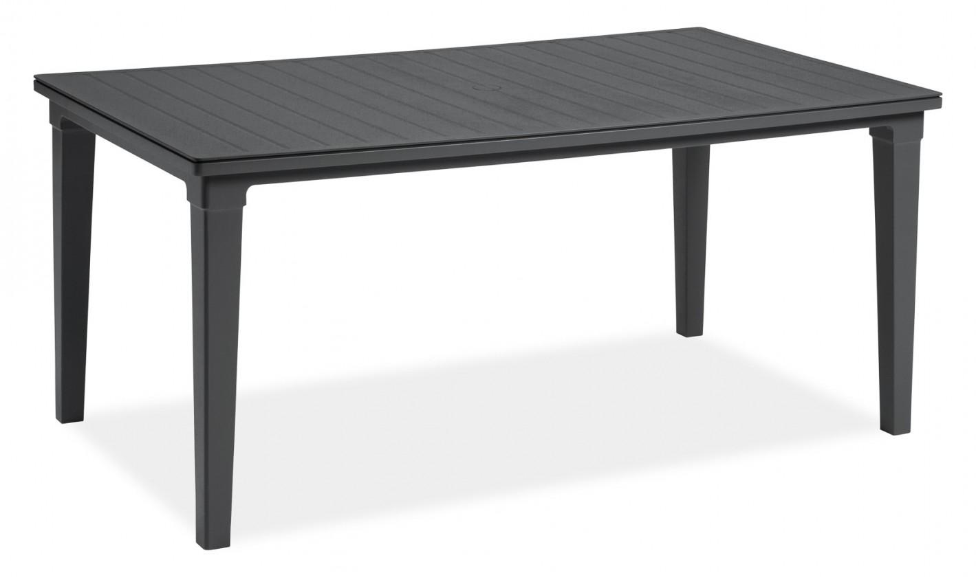 Zahradní stůl Futura - Stůl (černá)