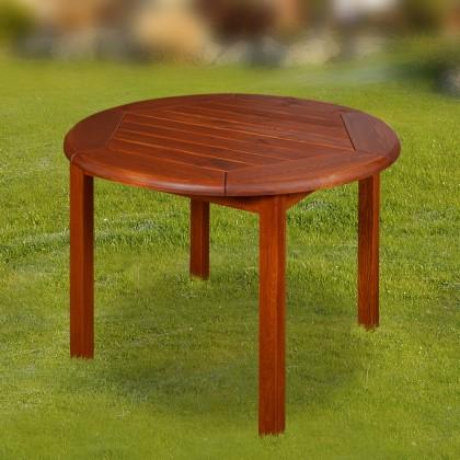 Zahradní stůl Leny - Stůl (mahagon)